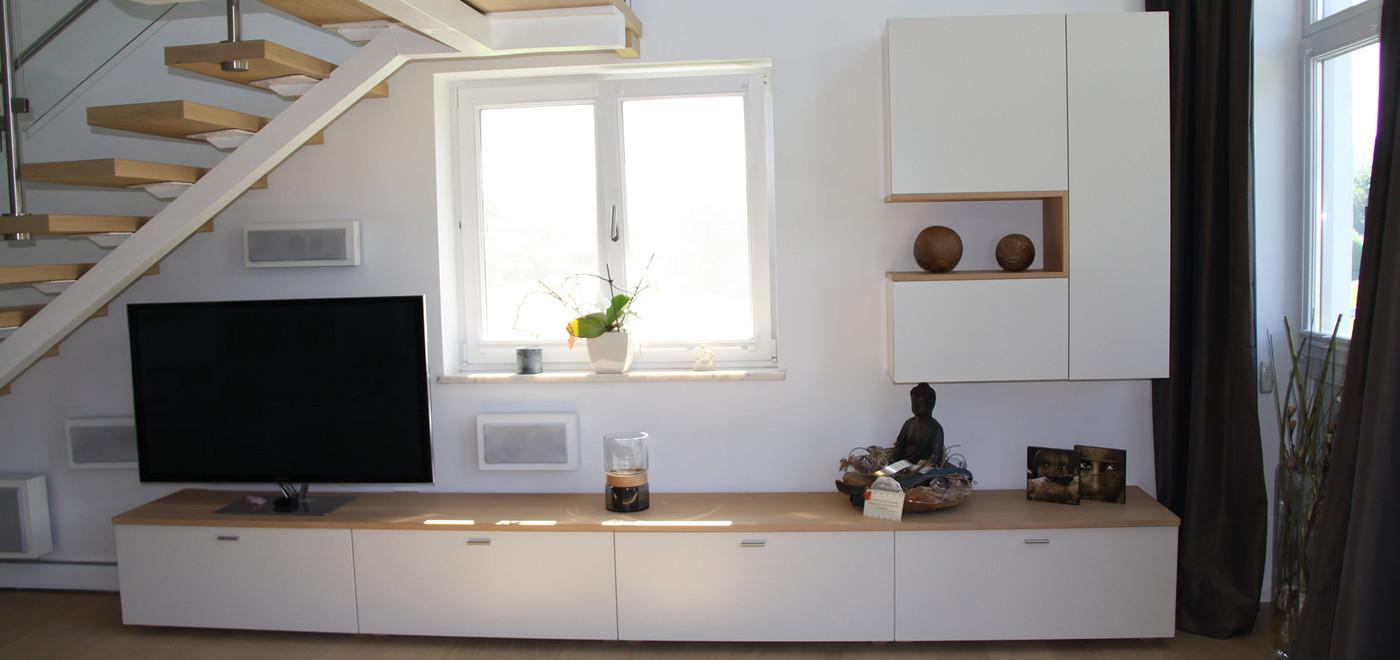 Wohnzimmermobel Nach Mass Wohnzimmer Vom Tischler Salzburg