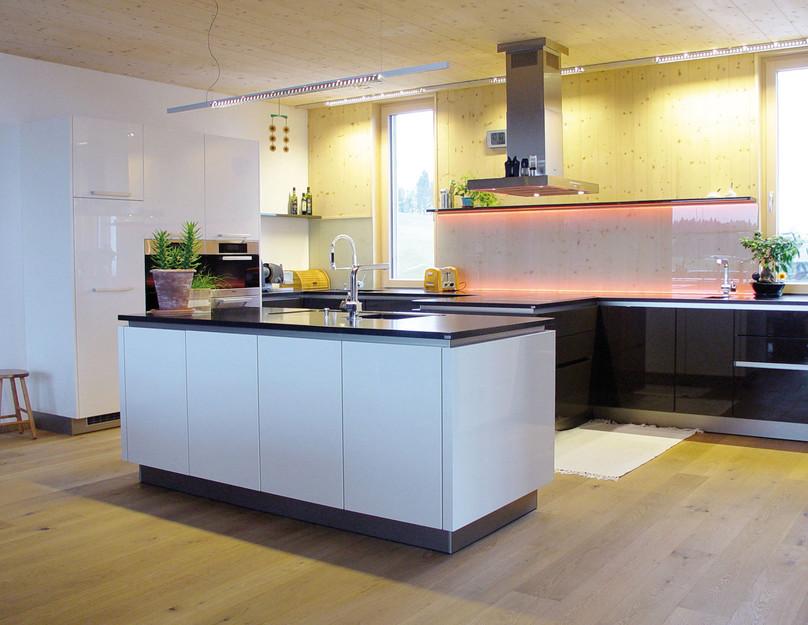 k chenstudio salzburg einbauk chen mit mieleger ten. Black Bedroom Furniture Sets. Home Design Ideas