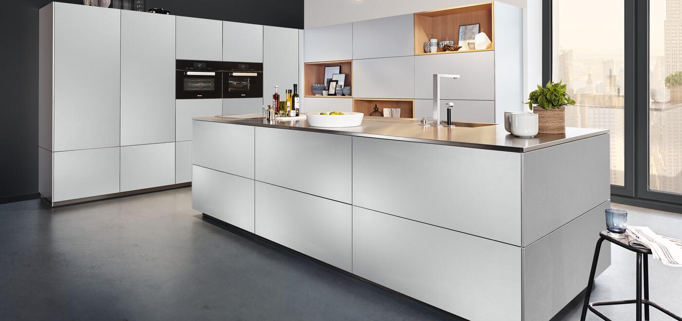 Warendorf Küchen im Küchenstudio Bergheim bei Salzburg